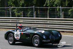 Webb-Jaguar Type C 1952