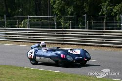 Davies, Fitzgerald-Lotus XI 1956