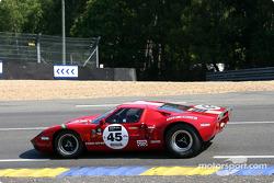 Urciuoli, Lang-Ford GT40 1969