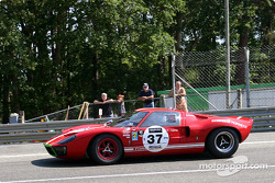 Bos, DoncieuxDoncieux-Ford GT40 1966