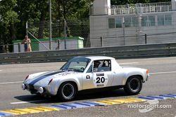 Granier, Peyraud-Porsche 914, 6 GT 1971
