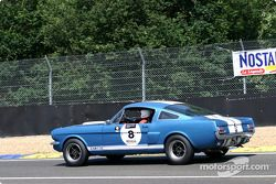 Choque, Van Eekert-Ford Shelby 350 GT 1966