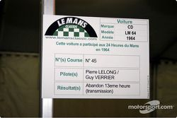 Grille 4-44-CD LM 64