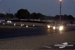 Grid4-GT40's lead lap two