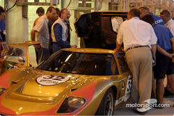 Grid4-32-GT40 with transmission troubles