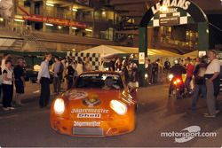 Grille 6-59-Porsche 911 RSR