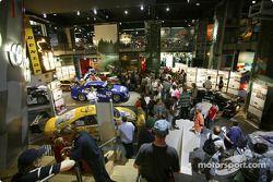 Salon d'exposition DTM au Nürburgring