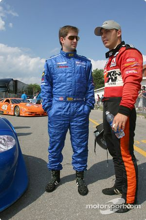 Jorge Diaz Jr. et Joey Scarallo