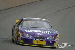 Tim Fedewa dans la Chevrolet Supercuts