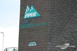 La tour des résultats au Pike's Peak International Raceway