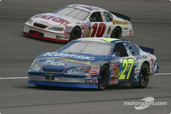 Johnny Sauter and Gus Wasson