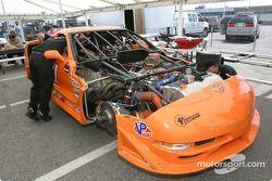 Le paddock Derhaag Motorsports