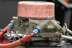 Le moteur de la Corvette du Derhaag Motorsports
