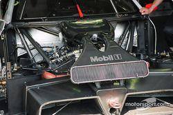 Le moteur AMG-Mercedes