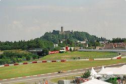 Le château du Nürburg