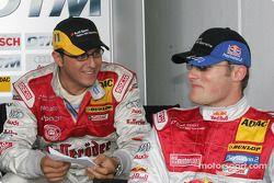 Christian Abt et Martin Tomczyk