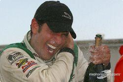 Podium : Tomy Drissi a eu suffisamment de champagne