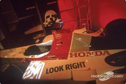 BAR-Honda on display