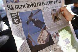 Cape Town newspaper