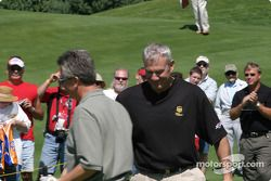 Les pilotes du Brickyard 400 au golf : Dale Jarrett