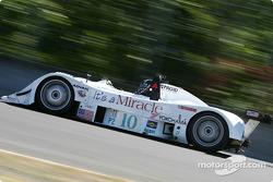 #10 Miracle Motorsports Lola B2K/40 Nissan: John Macaluso, Ian James, James Gue