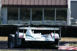 #38 Team ADT Champion Racing Audi R8: JJ Lehto, Marco Werner