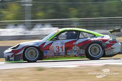 #31 White Lightning Racing Porsche 911 GT3 RSR: Michael Petersen, Craig Stanton, David Murry