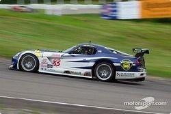 Jim McCann (n°83 Dodge Viper Comp Coupe)
