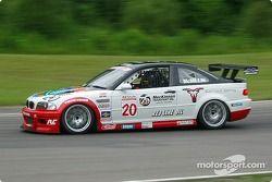 Jeff McMillin (BMW M3 n°20)