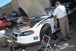 La Dodge ALLTEL Dodge passe l'inspection