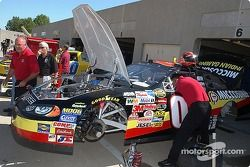 La Dodge n°9 de Scott Pruett