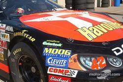 La Dodge Texaco/Havoline n°42 de Jamie McMurray