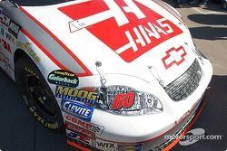 La Chevrolet Haas Automation de Jason Leffler