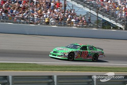 #18 Bobby Labonte qualifies for the Brickyard 400