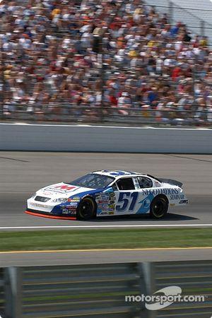 Le n°51 Kevin Lepage se qualifie pour le Brickyard 400