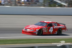 #4 Jimmy Spencer qualifies for the Brickyard 400