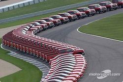 Les trucks de la parade