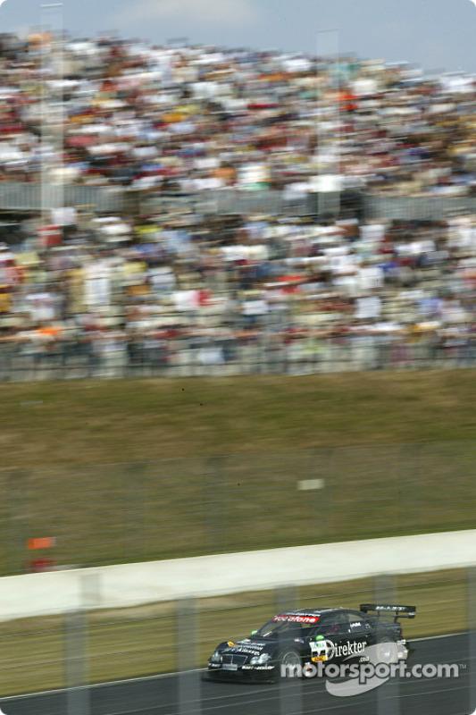 Gary Paffett, Team HWA, AMG-Mercedes C-Klasse 2004