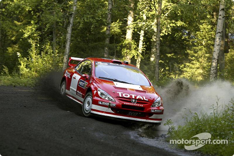 Rallye de Finlande 2004
