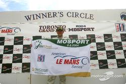 P2 pole winner Clint Field