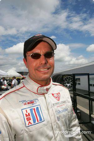Le poleman en GT Lonnie Pechnik