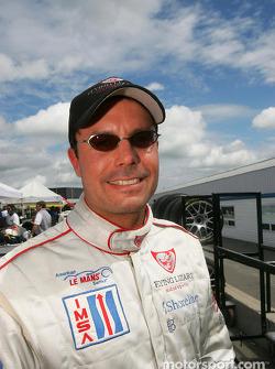 GT pole winner Lonnie Pechnik