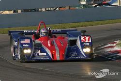 #37 Intersport Racing Lola B162 Judd: Jon Field, Nic Jonsson