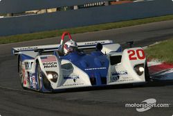 #20 Dyson Racing Team Inc Lola AER: Chris Dyson, Andy Wallace