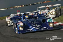 #30 Intersport Racing Lola B2K/44 Judd: Clint Field, Robin Liddell