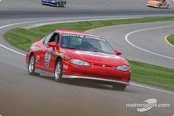 Le Pace Car Chevrolet Monte Carlo du Brickyard 400 1999