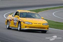 Le Pace Car Chevrolet Monte Carlo du Brickyard 400 2001
