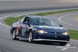 Le Pace Car Chevrolet Monte Carlo du Brickyard 400 2002