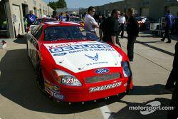 La Ford Wood Brothers Racing de Ricky Rudd