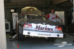 Sterling Marlin's Dodge